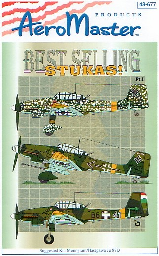 Best Selling Stukas Part 1 Review By Rob Baumgartner